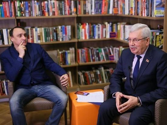 Владимир Мякуш поддерживает прямые выборы