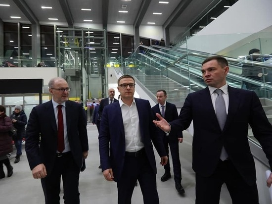 Алексей Текслер: «У Челябинска будет современный аэропорт, соответствующий амбициям города»