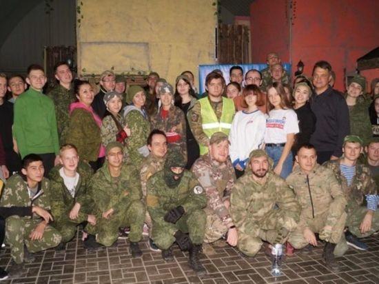 Оренбургская молодежь поучаствовала в турнире по лазертагу