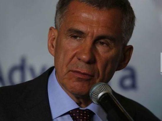 Президент Татарстана направил соболезнования главе Забайкалья