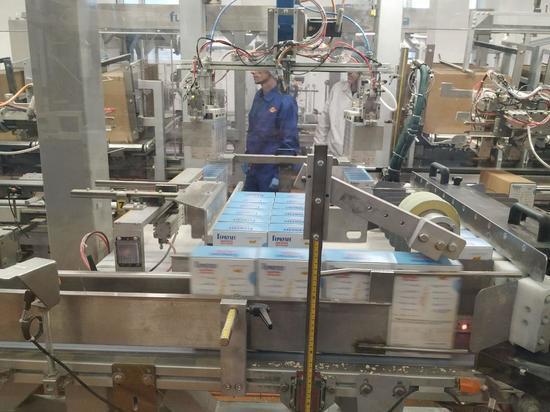 Производство геркулеса за 200 млн рублей запустили в Калужской области