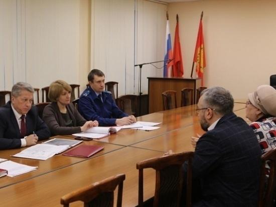 Жители Серпухова поблагодарили Главу городского округа за внимание к их обращениям