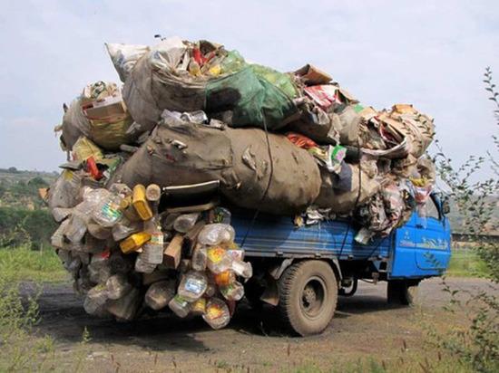 С 1 января вывоз мусора для жителей Чувашии подешевеет