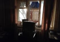 В квартире архангельской девятиэтажки взрывом вышибло стёкла