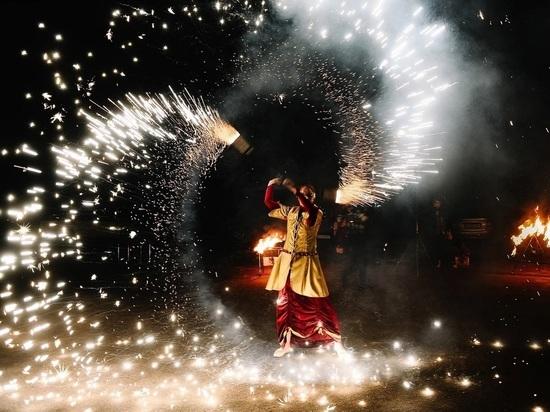 Цирк Флорентин: феерическое цирковое шоу «Вода и пламя»