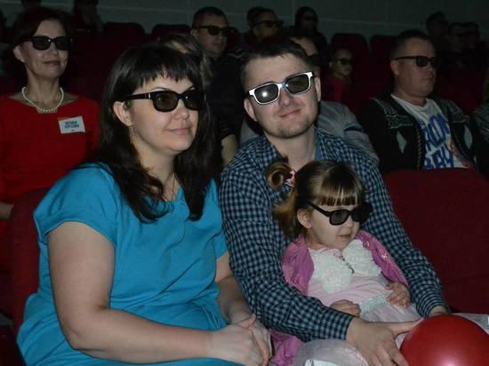 В Каргополь приехала актриса «Соляриса»