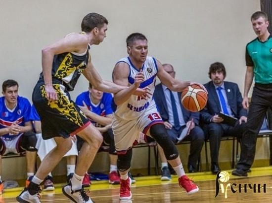 БК «Тамбов» вернулся из Курска с двумя победами