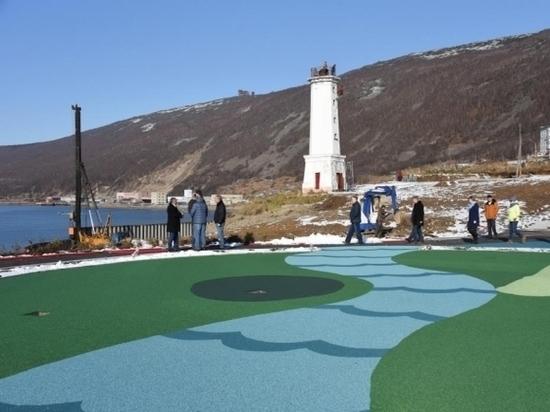 Новый парк в Магадане украсят старой лодкой