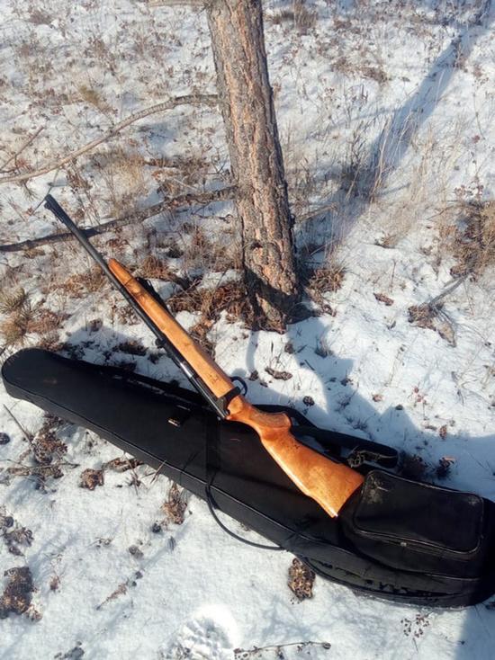 В Бурятии в нацпарке задержали браконьеров с карабином и нарезным оружием