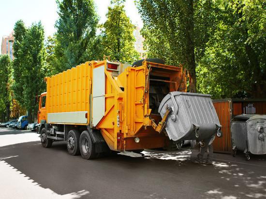 Регоператор начал вывозить мусор в 22 районах Забайкалья