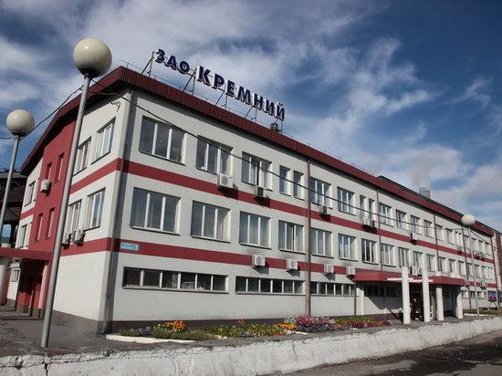 Из-за аварии частично обесточен кремниевый завод в Шелехове