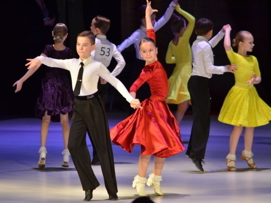 В Иванове подвели итоги танцевального турнира на Кубок мэра
