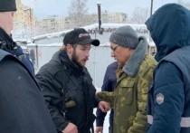 На петербуржца, защищавшего свой гараж с оружием в руках, завели уголовное дело