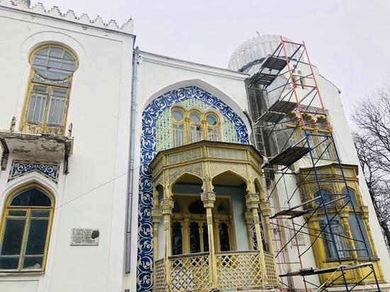 В Железноводске отреставрируют Дворец эмира Бухарского