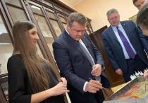Во вторник, 3 декабря, в рамках реализации программы по внедрению системы долговременного ухода за пожилыми людьми в Сапожковском центре социального обслуживания открыли два новых отделения