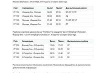 Первый перелет Йошкар-Ола – Петербург состоится через четыре недели