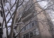 14-летняя голая девочка выжила после падения с 14 этажа