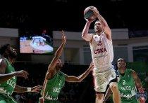 Баскетбольный ЦСКА уже второй год не может выиграть в Казани