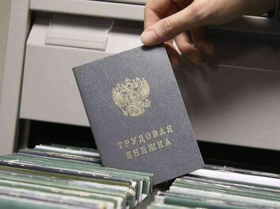 Госдума приняла закон о цифровых трудовых книжках