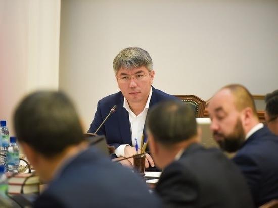 «Доклад ваш не принимаю»: глава Бурятии не поверил министру образования