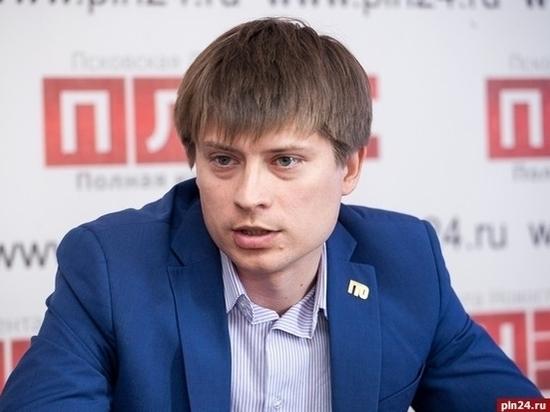 Иван Штылин покинул пост председателя комитета по спорту Псковской области