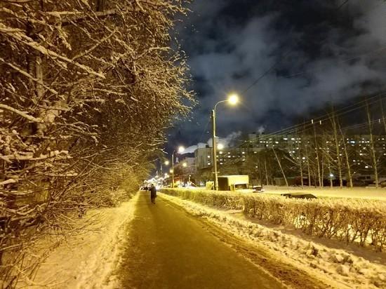 На скользких дорогах и тротуарах Петербурга уже получили травмы 200 человек