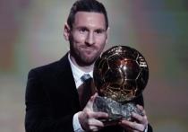 Шестой «Золотой мяч» Месси может стать последним