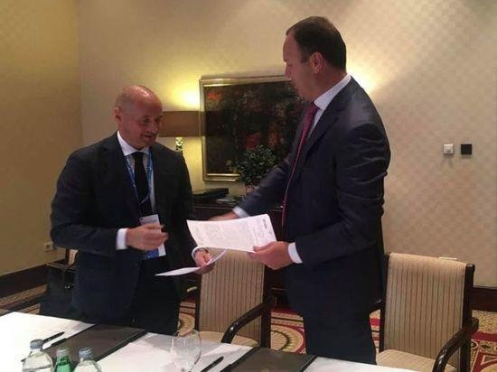 Украина и Россия заключили договор о транзите нефти