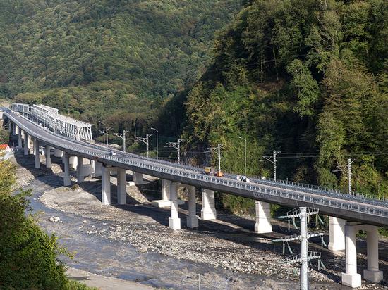 Мост в горах Дагестана обойдётся в 47 млн