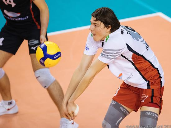 Волейбольное «Белогорье» занимает 11 место в чемпионате страны