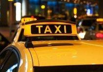 В Оренбургской области задержан водитель такси
