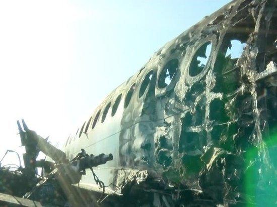 Результат следствия по катастрофе Sukhoi Superjet вызвал вопросы