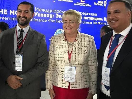 Китай, Сирия, Иордания, Чехия заинтересованы в крымской продукции