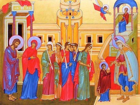 Праздник Введения во храм Пресвятой Богородицы: молитвы на 4 декабря