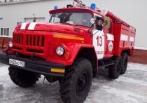 Два человека пострадали в пожаре на мебельной фабрике в Кемерове