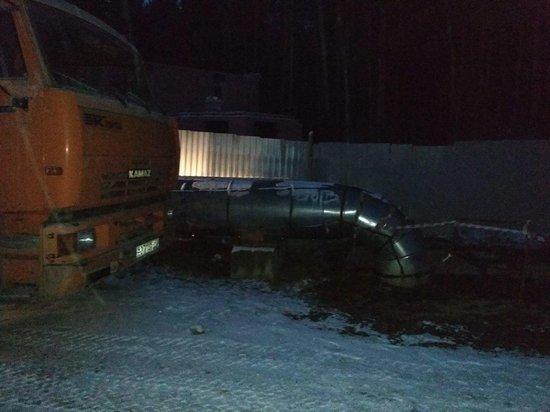 В Иванове, из-за аварии на трубопроводе, без воды и отопления остались более восьми тысяч человек