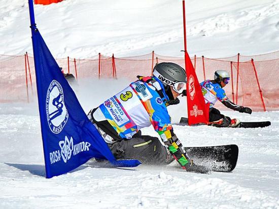 Южный Урал принимает этап Кубка мира по сноуборду