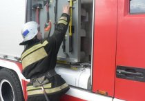 В Калуге из-за стиральной машины произошел пожар