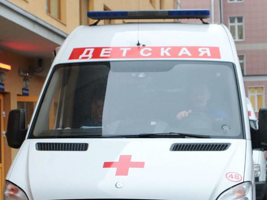Малыш получил серьезную травму, упав с двухъярусной кровати в Подмосковье