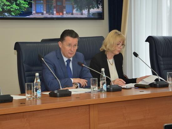 Бюджет Воронежа обсудили на публичных слушаниях