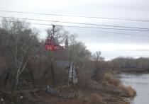 Оренбургская канатная дорога снова не работает