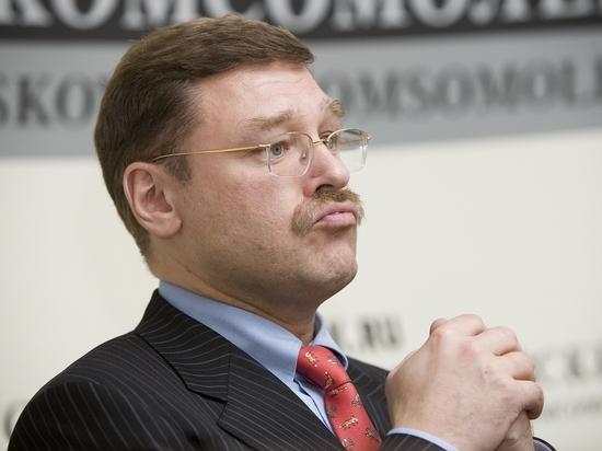 «Протрезвеют — поговорим»: Косачев прокомментировал невыдачу американских виз делегации России