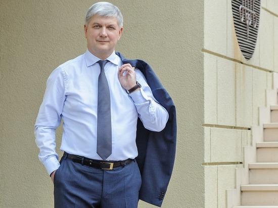 Стену воронежского губернатора «ВКонтакте» пришлось почистить