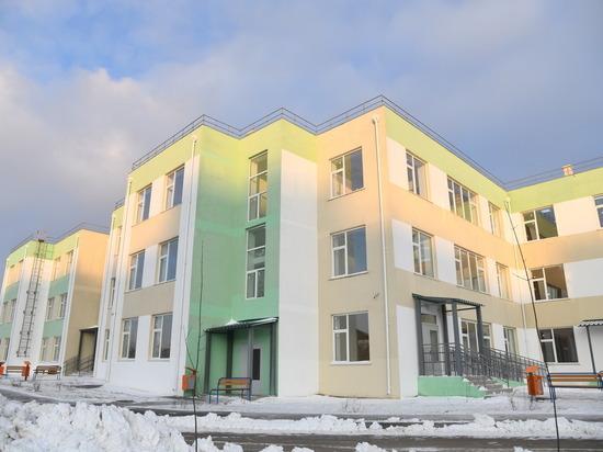На западе Волгограда готовят к открытию новый детсад на 185 мест