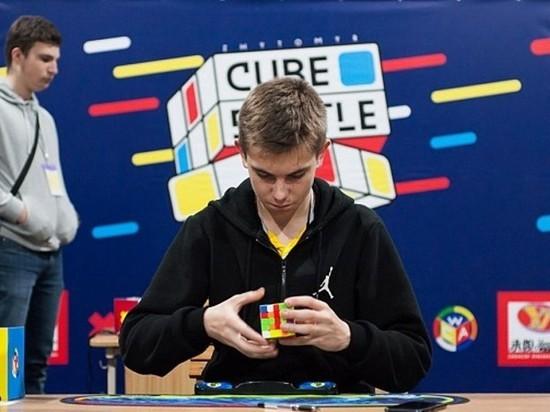 В Иванове пройдет турнир по скоростному собиранию Кубика Рубика
