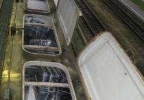 Контрабандные сигареты нашли псковские пограничники в вагоне с удобрениями