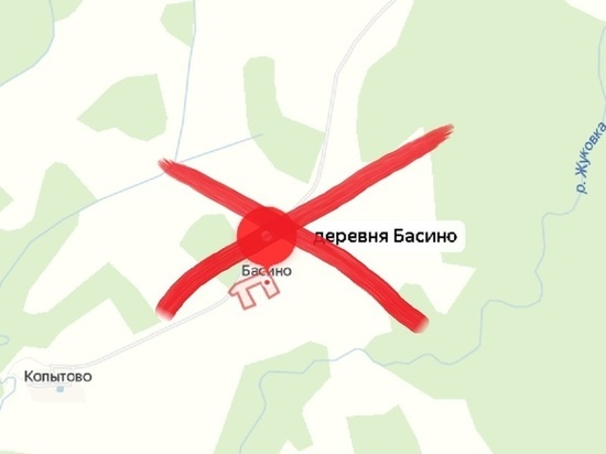 С карты Ярославской области «стерли» еще три деревни
