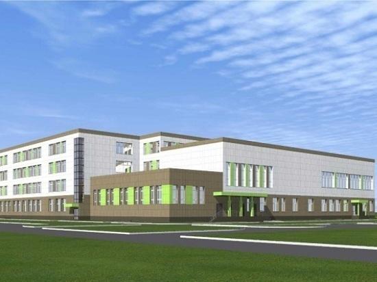 Получено разрешение на строительство новой школы в Серпухове