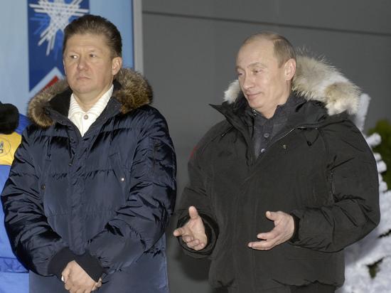 Миллер рассказал об условиях Украины для договора по транзиту газа