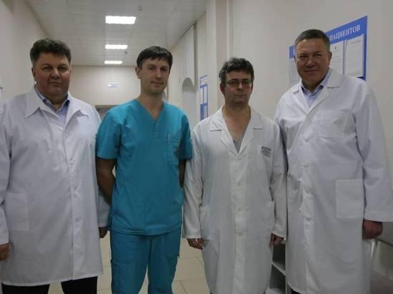 Масштабная реконструкция соматического корпуса областной больницы завершена в Череповце